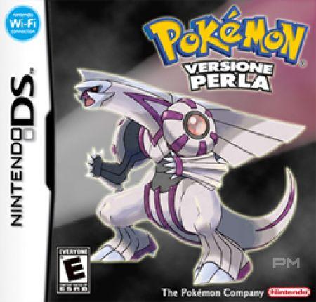 [NDS] Pokemon Versione Perla  - ITA